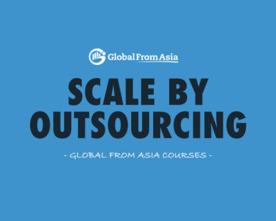 Scale By Outsourcing